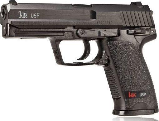 HECKLER&KOCH wiatrówka - pistolet HECKLER & KOCH USP 1