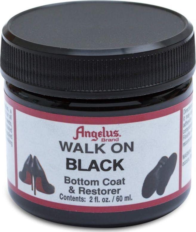 Angelus Farba Angelus WALK ON do malowania spodów Czarna 60ml 1