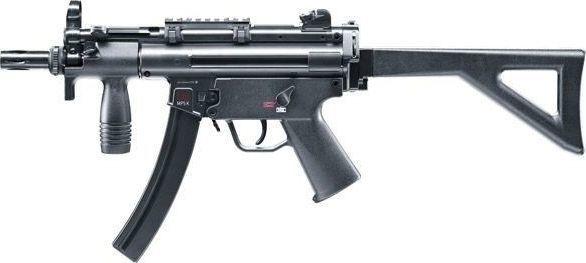 HECKLER&KOCH wiatrówka - pistolet maszynowy HECKLER & KOCH MP5 1