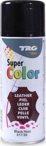 TRG Farba do Skóry w Sprayu TRG Super Color 400ml Czarny 1