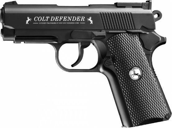 Colt wiatrówka - pistolet Colt Defender 1