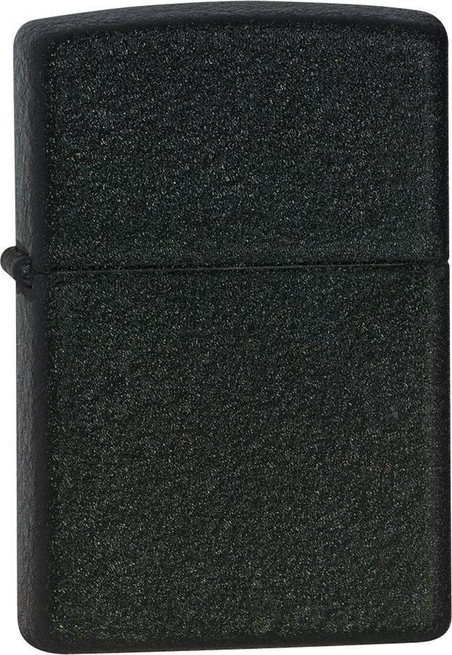 Zippo Zapalniczka ZIPPO Black Crackie 1