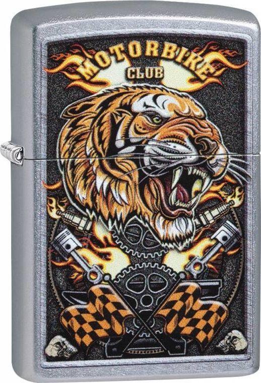 Zippo Zapalniczka motyw tygrys 1