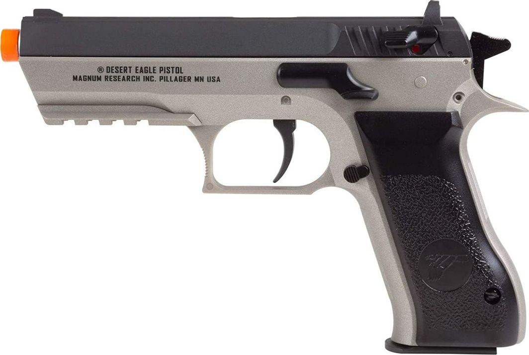Cybergun Pistolet 6mm Cybergun Desert Eagle Baby NBB Dual tone 1