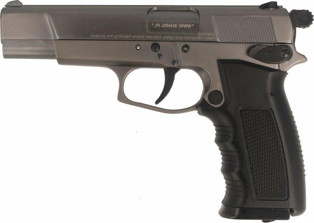 SHARG Wiatrówka Pistolet Voltran 4.5mm EKOL ES 66 GRAFIT 1