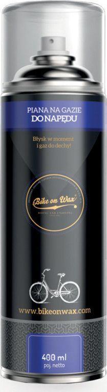 Bike on Wax BIKE ON WAX PIANA NA GAZIE DO NAPĘDU 400ML 1