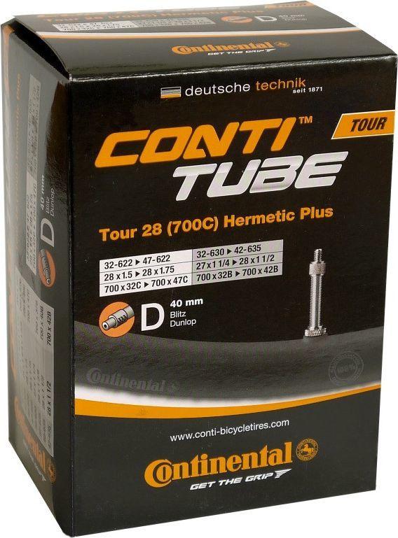 Continental CONTINENTAL DĘTKA 28 HERMETIC PLUS DUNLOP 40mm 32-622/47-622 0182081 1