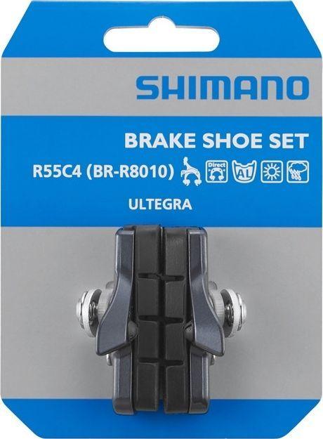 Shimano SHIMANO KLOCKI HAMULCOWE R55C4 (BR-R8010) ULTEGRA 1