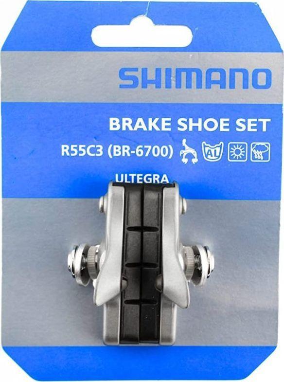 Shimano SHIMANO KLOCKI HAMULCOWE R55C3 (BR-6700) ULTEGRA 1