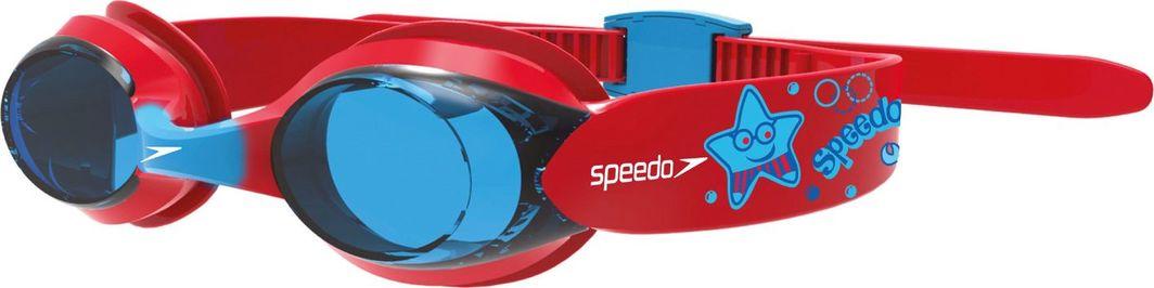 Speedo SPEEDO OKULARY PŁYWACKIE 8-12115D449 INFANT ILLUSION RED/BLUE 1