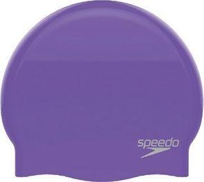 Speedo SPEEDO CZEPEK PŁYWACKI 8-70984D688 MODULED SILICONE CAP AU PURPLE FIOLETOWY 1