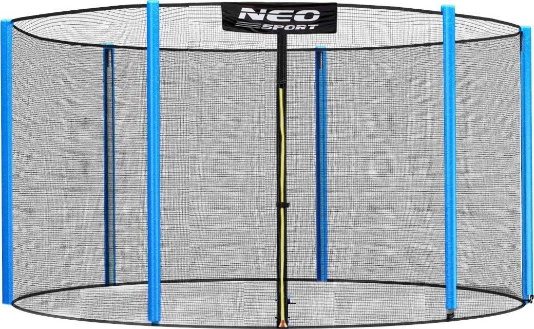 Neo-Sport NeoSport Siatka zewnętrzna do trampolin 183cm 6ft 1