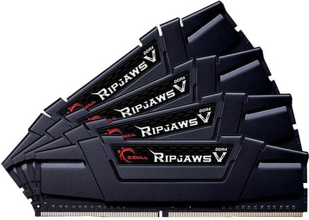 Pamięć G.Skill Ripjaws V, DDR4, 32 GB, 3200MHz, CL16 (F4-3200C16Q-32GVKB) 1