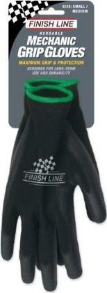 Finish Line Rękawiczki serwisowe Finish Line S/M 1