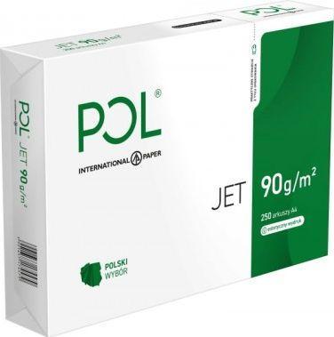 International Paper Papier ksero PolJet A4 90g. 250 arkuszy 1