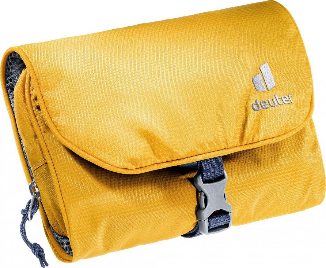 Deuter Kosmetyczka turystyczna Wash Bag I curry-navy (393022193090) 1