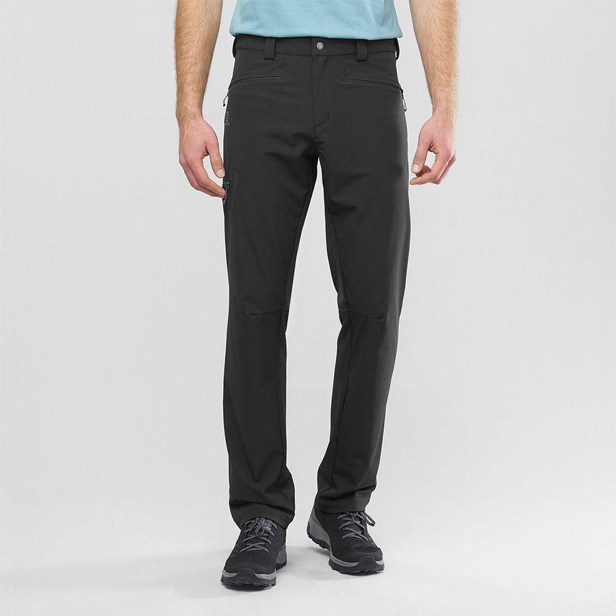 Salomon Spodnie męskie Wayfarer Straight Pant M Black r. 50 (LC1489300) 1