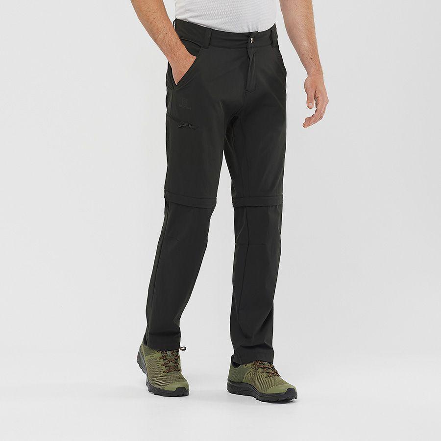Salomon Spodnie męskie Wayfarer Zip Off Pants M Black r. 52 (LC1503700) 1