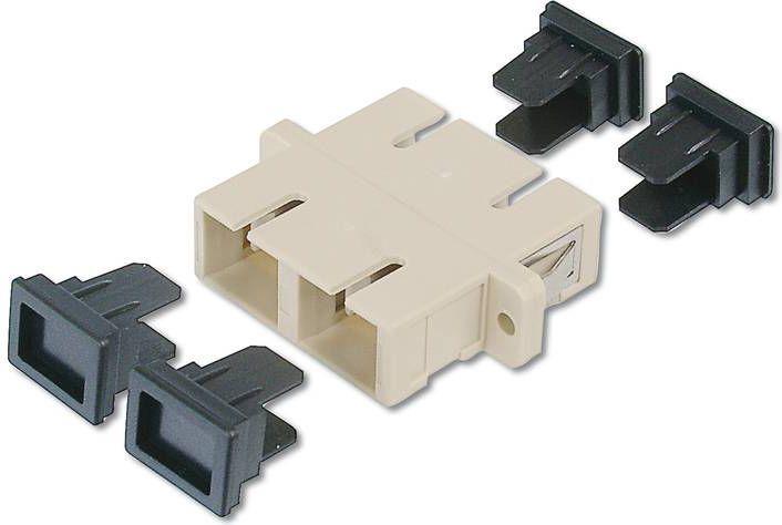 Digitus Adapter SC / SC , wielomodowy (DN-96004-1) 1