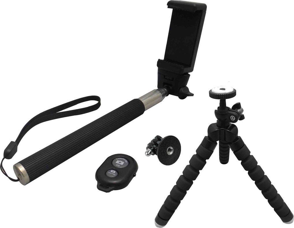 Selfie stick Ultron Selfie Stick Zestaw z Tripodem (167003) 1