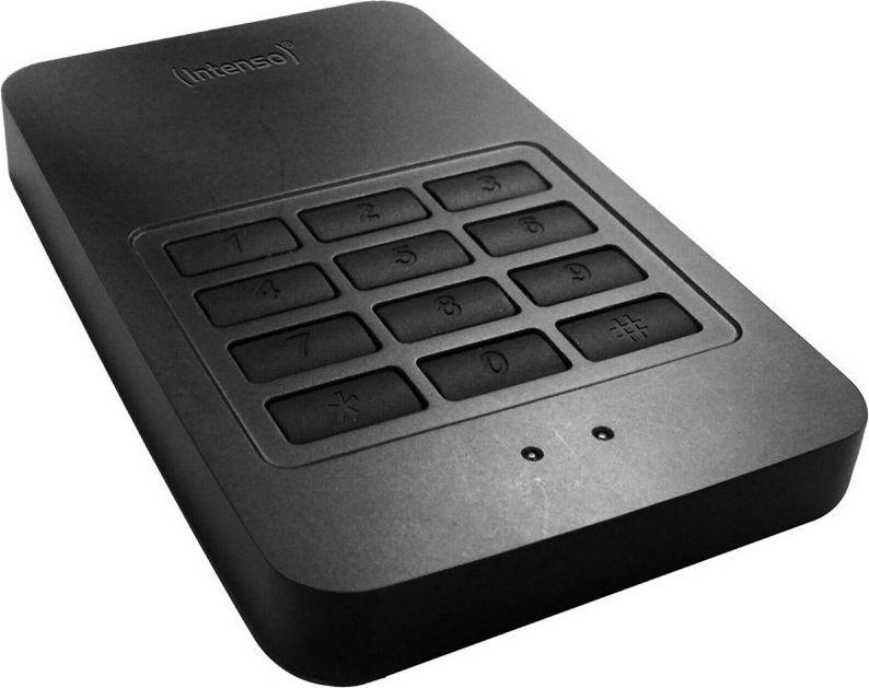 Dysk zewnętrzny Intenso HDD 1 TB Czarny (6029562) 1