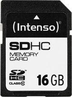 Karta Intenso SDHC 16 GB Class 10  (3411470) 1