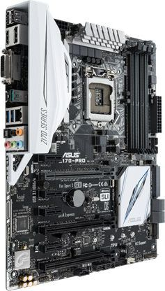 Asus H170-PRO Intel RST 64 BIT Driver