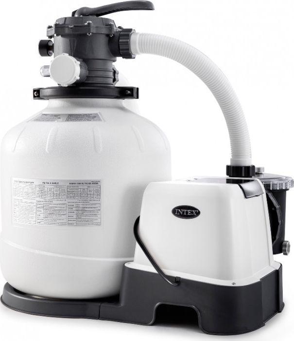 Intex Pompa Piaskowa z Wbudowanym Generatorem Chloru 1