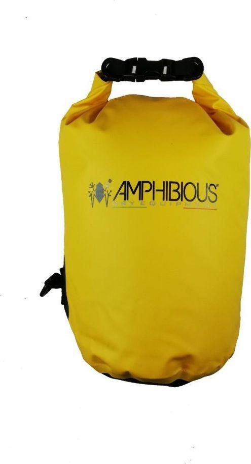 Amphibious AMPHIBIOUS TORBA / WOREK WODOSZCZELNY TUBE 10L ŻÓŁTY P/N: TS-1010.04 1