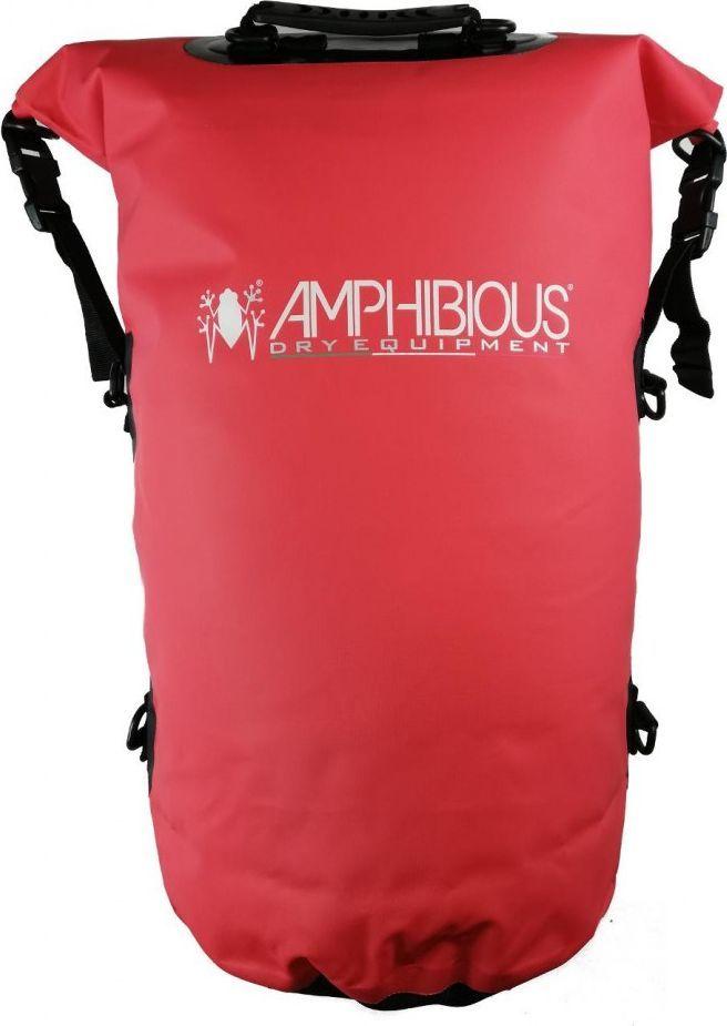 Amphibious AMPHIBIOUS TORBA / WOREK WODOSZCZELNY TUBE 40L CZERWONY P/N: TS-1040.03 1