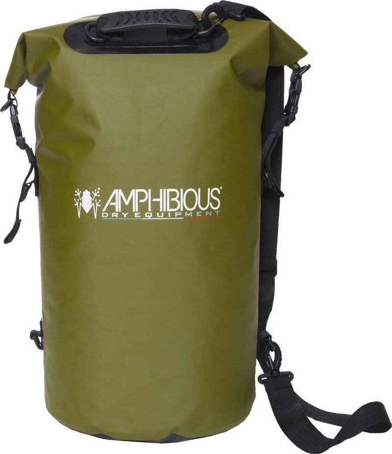 Amphibious AMPHIBIOUS TORBA / WOREK WODOSZCZELNY TUBE 40L ZIELONY P/N: TS-1040.15 1
