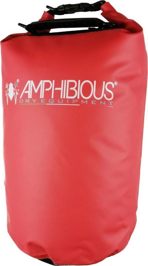 Amphibious AMPHIBIOUS TORBA / WOREK WODOSZCZELNY TUBE 20L CZERWONY P/N: TS-1020.03 1