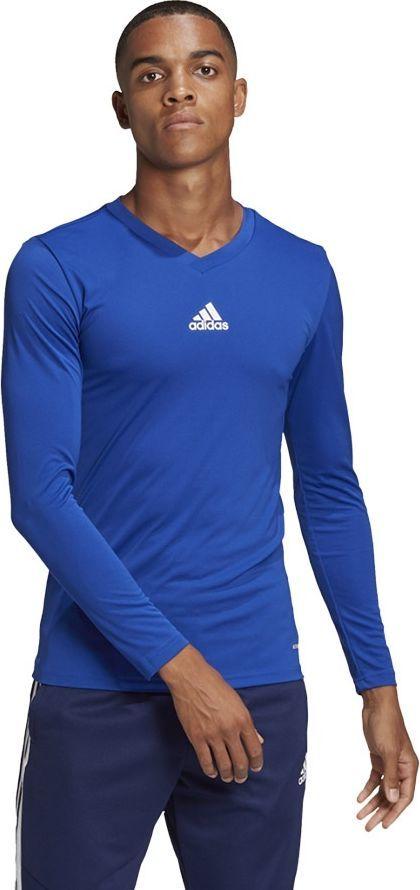 Adidas Niebieski S 1