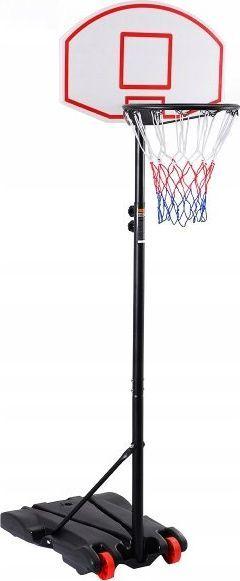 Costway Kosz do koszykówki regulowany przenośny 1