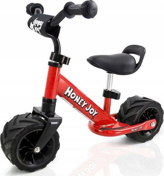 Costway Rowerek biegowy treningowy mini jeździk dla dzieci 1