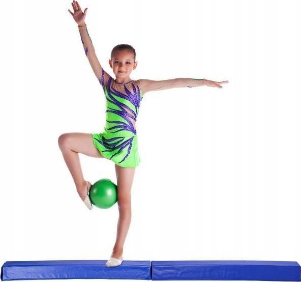 Costway Belka gimnastyczna do ćwiczeń akrobatycznych 1