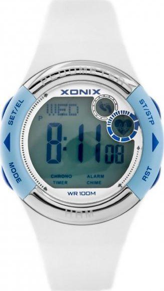 Zegarek Xonix ZEGAREK MĘSKI XONIX HRM3-001 - PULSOMETR I KROKOMIERZ (zk044d) 1