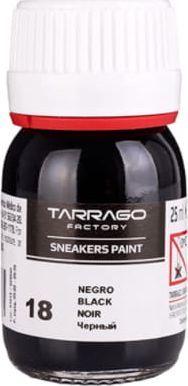 Tarrago Farba do Skór i Syntetyków TARRAGO Standard 25ml Czarna 1