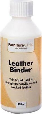 Furniture Clinic Leather Binder Spoiwo łączące włókna Skór 50ml 1