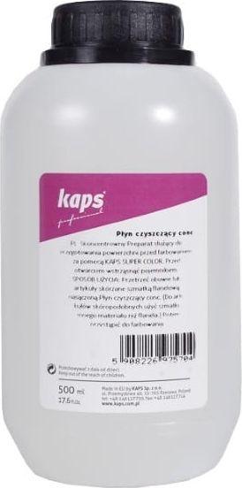 KAPS  Skoncentrowany płyn do czyszczenia przed Farbowaniem 500ml 1
