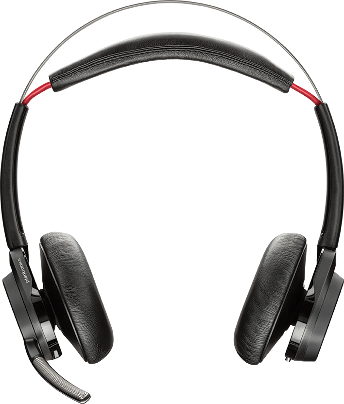 Słuchawki z mikrofonem Plantronics Voyager Focus UC B825 (202652-03) 1