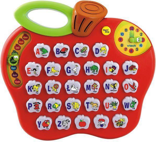 Vtech Jabłko z Literkowym Zoo - 60136 1