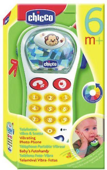 Chicco CHICCO Telefon z aparatem fotograficznym - 60067 1