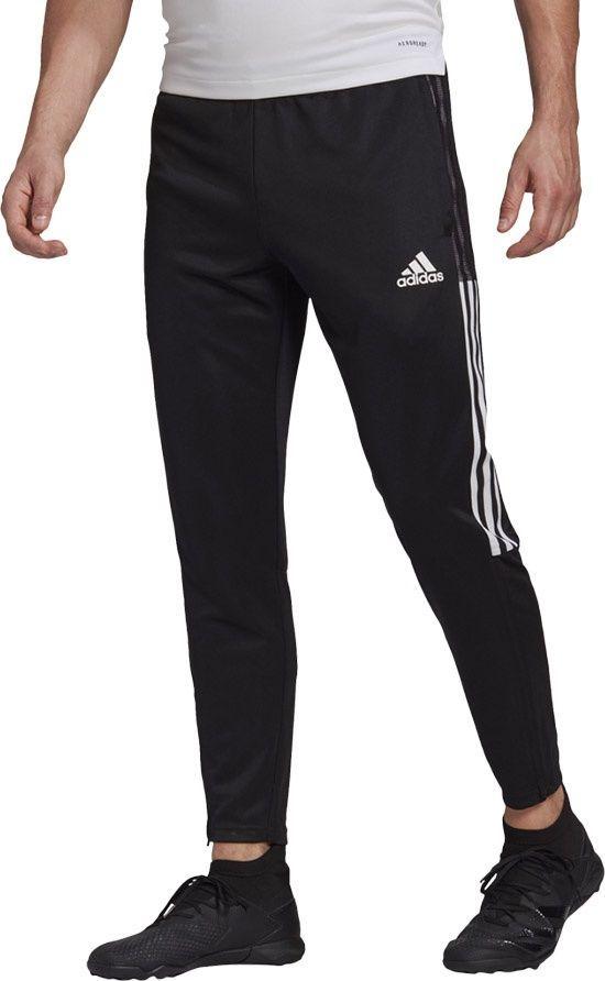 Adidas Spodnie treningowe TIRO 21 czarne XL 1