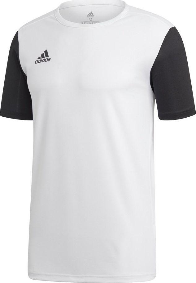 Adidas Koszulka adidas Estro 19 JSY Y DP3221 DP3221 biały 164 cm 1
