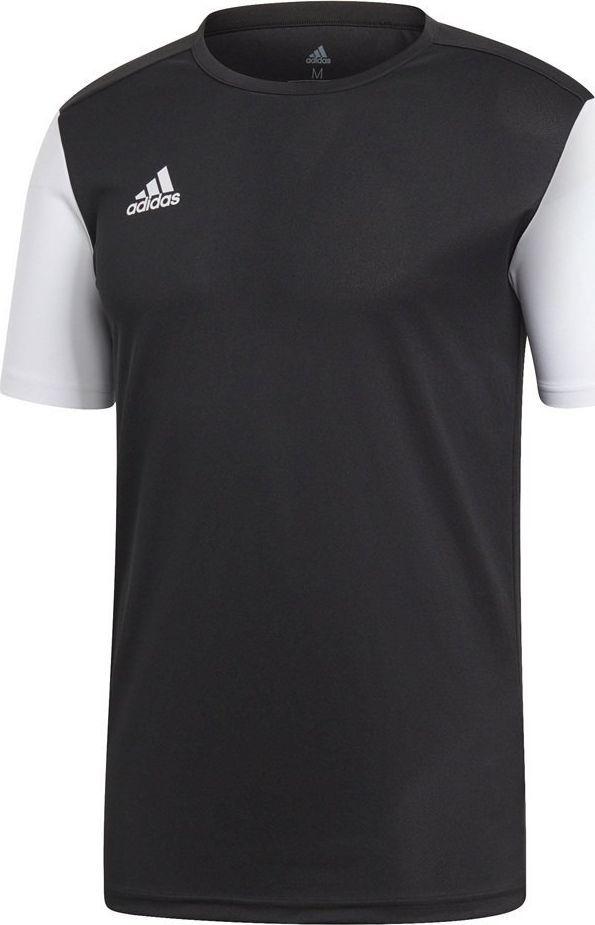 Adidas Koszulka adidas Estro 19 JSY Y DP3220 DP3220 czarny 152 cm 1