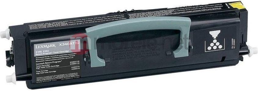 Lexmark toner X340A11G Black 1