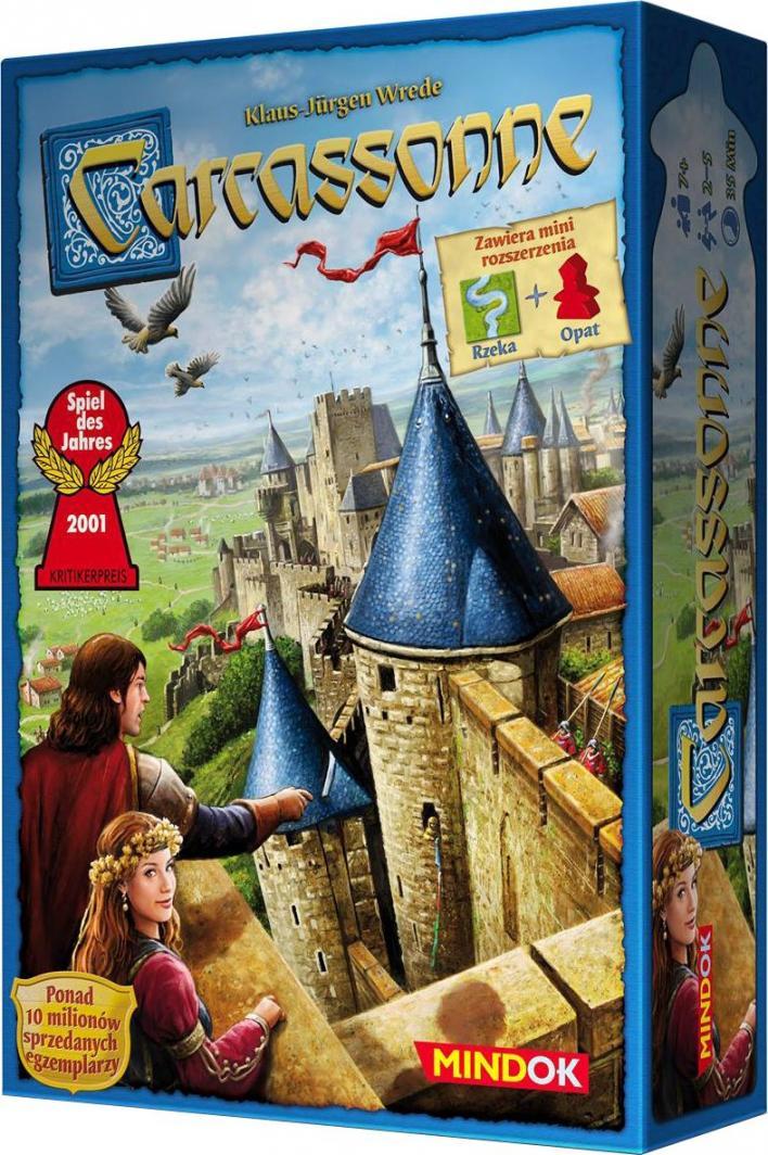 Bard Gra planszowa Carcassonne (7005) 1