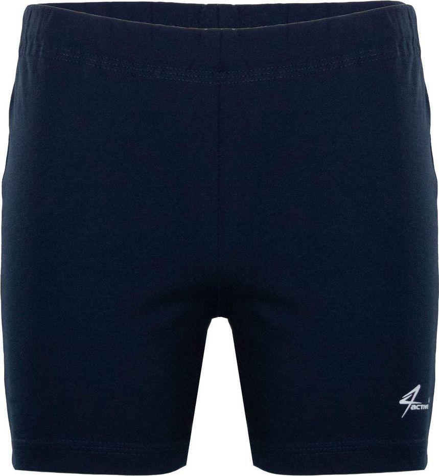 TXM TXM Spodnie chłopięce sportowe 128 GRANATOWY 1