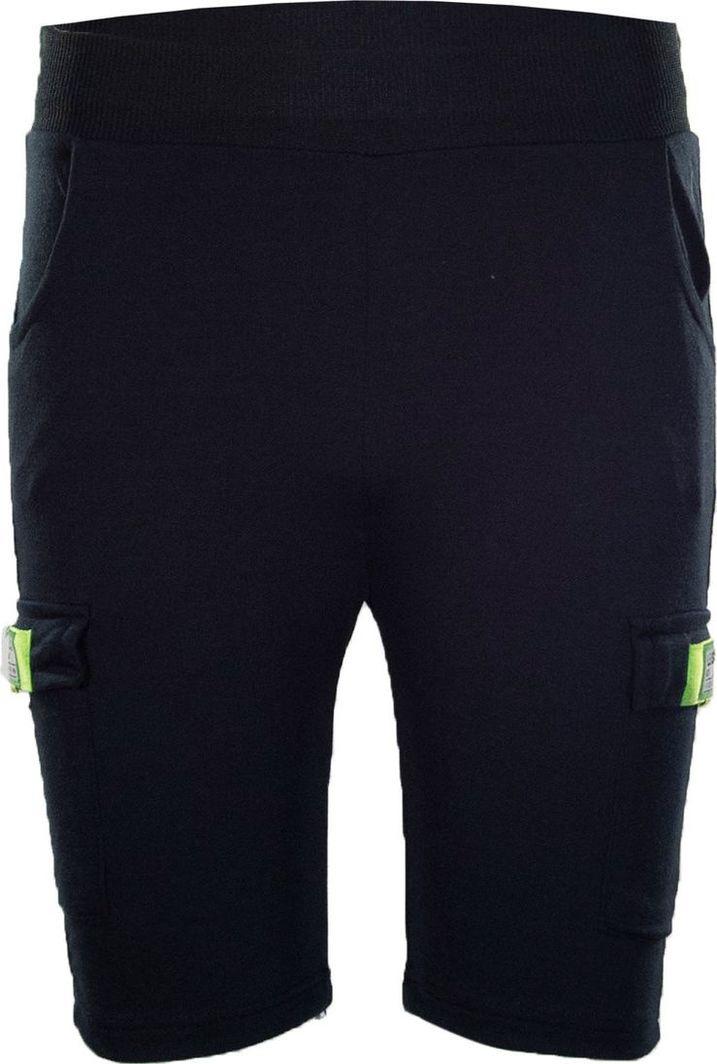 TXM TXM Spodnie chłopięce sportowe 134 GRANATOWY 1